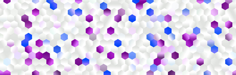 hexagon abstract background