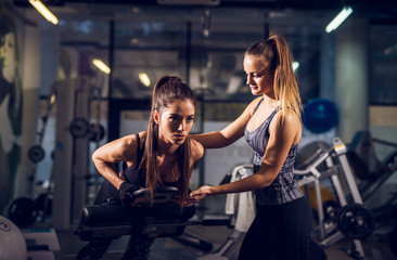 Fitness personal training.