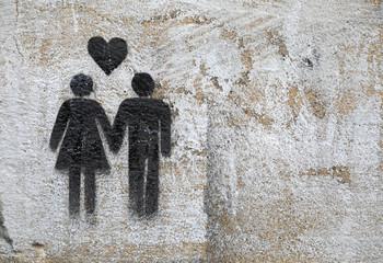 graffiti enamorados pareja corazón 4M0A8692-f18