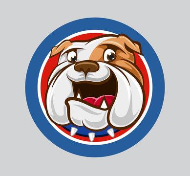 bulldog badge