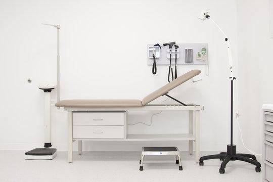 diagnostic room