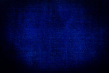Abstract blue background. Christmas textured background.