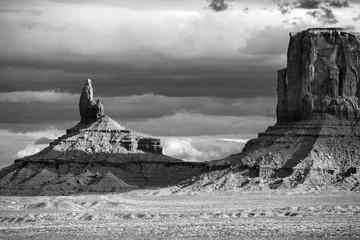 Monument Valley Navajo Tribal Park in Arizona