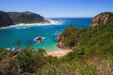 View of Featherbed, Knysna, Featherbed Nature Reserve, South Africa