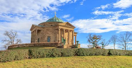 Die Grabkapelle der Königin Katharina auf dem Württemberg in Stuttgart Rotenberg