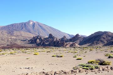 Teide Volcano, Tenerife Island, Spain