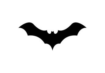 Bat logo vector