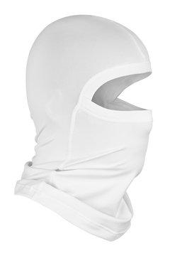 Warm winter sport balaclava isolated on white background
