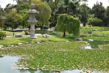 Jardin japonais de Buenos Aires, Argentine
