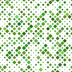 Geometrical rounded square pattern - vector tile mosaic background graphic design