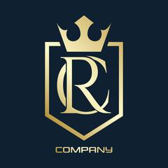 Luxury R and C logo