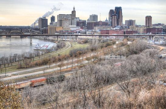 St. Paul is the Minnesota Capital