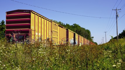 Decaying American Transportation System