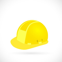 Construction Hat Illustration