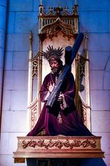 Cristo en la catedral de la almudena