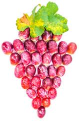 Wall Mural -  raisins rosés