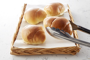 バターロール ロールパン