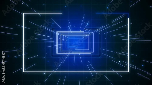U0026quot 4k Tech Grid Background U0026quot  Stock Footage And Royalty