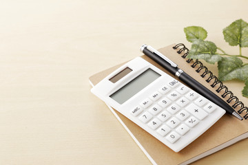 電卓 ビジネス 家計 Calculator business household image