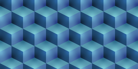 bright cubic seamless background