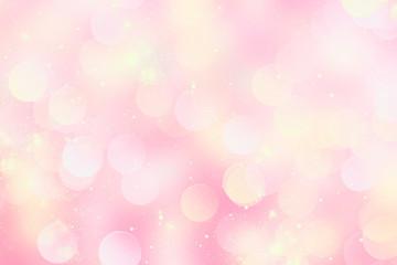 Pink soft blurred background.