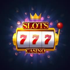 Casino slot or fruit machine, puggy or pokies