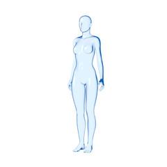 Human Body, Woman