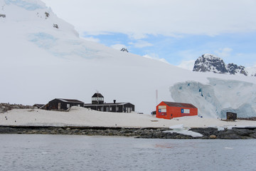 Chilean Antarctic research station