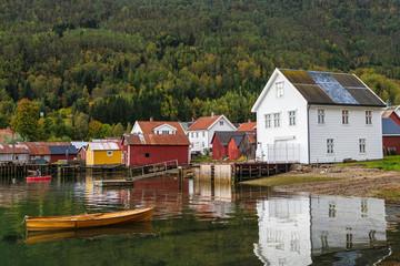 Village of Solvorn