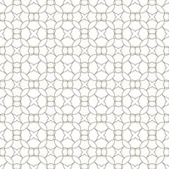 Abstract floral geometric pattern. Seamless beautiful pattern.