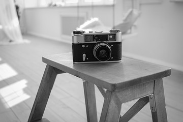 Camera of the past