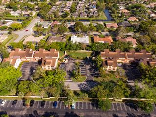 Aerial Photography Urban
