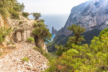 Baunei, Punta Giradili, Sardegna, Italy