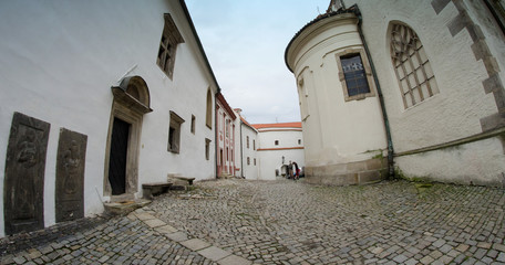 Wall Mural - Czech Republic Ancient Architectural Detail