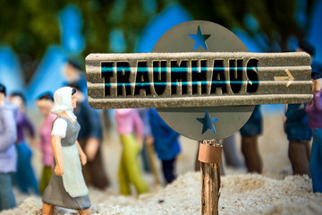 Schild 310 - Traumhaus