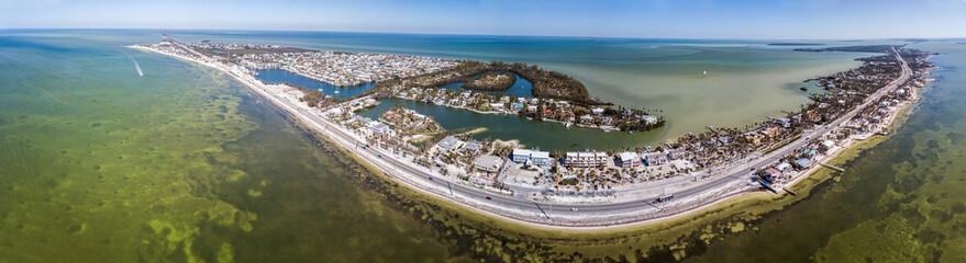 View on Islamorada, Florida Keys