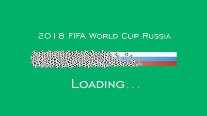 2018 world cup loading