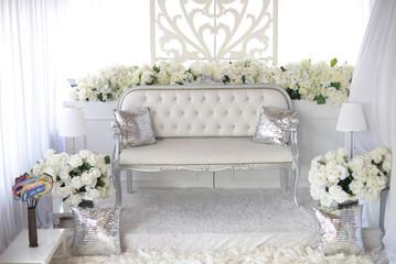 beautiful decoration for wedding ceremony
