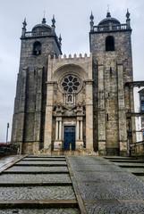 Porto Cathedral (Se do Porto). Portugal