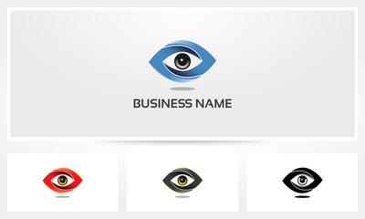 Eye Watching Logo