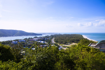 View of Songkhla