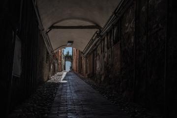 Architecture and sights of Ventimiglia