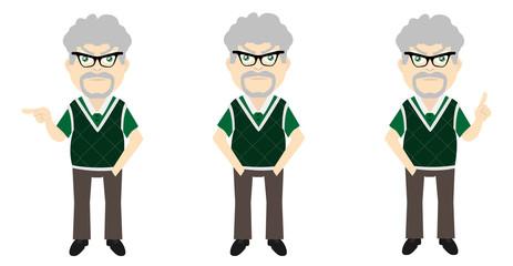 Old Man Set v1d