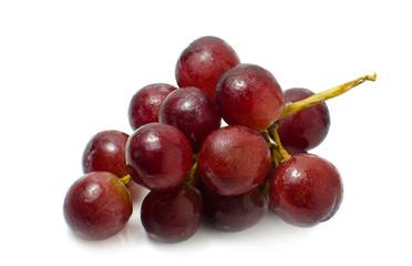grape isolate on white background