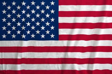 Flag of USA texture.
