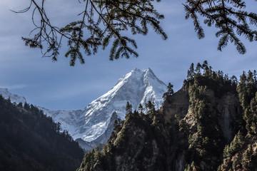 Manaslu, the spirits mountain