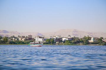 River in Egypt, Nile in Africa