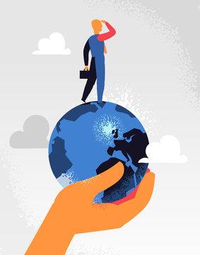 Sfida al mercato globale
