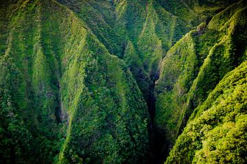 Fototapeten Gebirge Koolau Mountains on Oahu