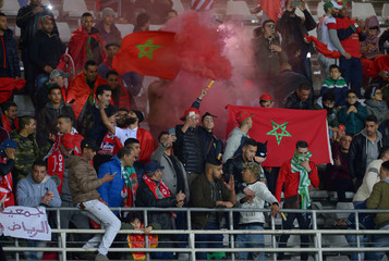 International Friendly - Serbia vs Morocco